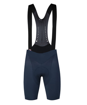 bicycle-garage - TACTIC PURE BIB SHORTS NAVY BLUE MEN -
