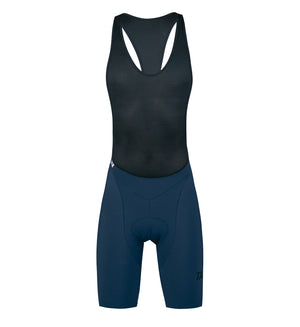 bicycle-garage - TACTIC PURE BIB SHORTS NAVY BLUE WOMEN -