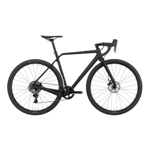 Gravel Bicycle - Rondo RUUT CF 2 Black 2020