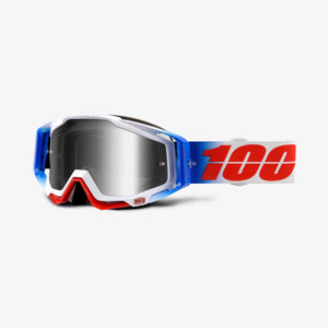 bicycle-garage - 100% RACECRAFT GOGGLE FOURTH -