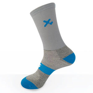 bicycle-garage - SOX - PREMIUM LONG - GREY/BLUE -