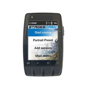STAGES GPS DASH M50