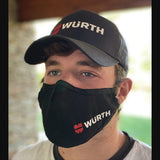 WURTH RE-USABLE FABRIC FACE MASK