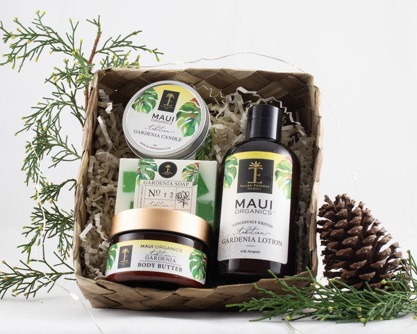 Why Should You Choose a Bath And Body Gift Set From Hawaii?