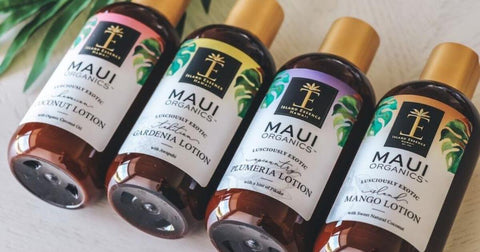 Plumeria Lotion from Hawaii