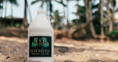 Sustainable Skincare Products from Hawaii - Island Essence