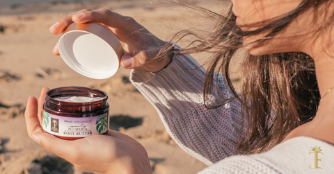 self care products from maui body butter