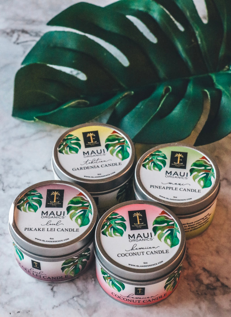 Hawaiian Coconut Candle
