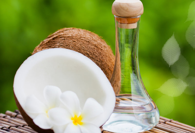Coconut Soothing Oil