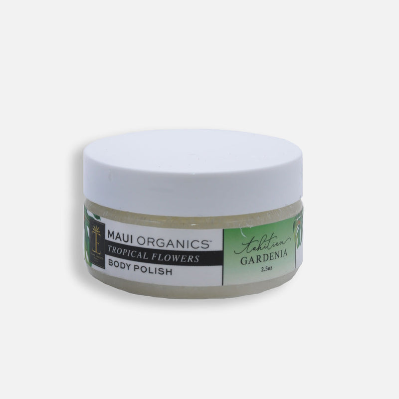 Tahitian Gardenia Tropical Flower Body Polish