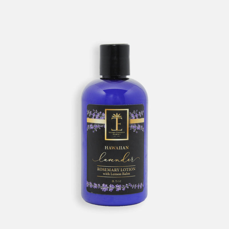 Hawaiian Lavender Rosemary Lotion with Lemon Balm-Natural Repellant