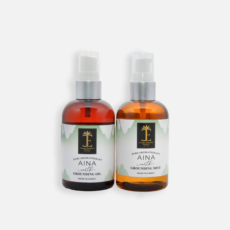 Aina (Earth) Aromatherapy Grounding Oil & Mist