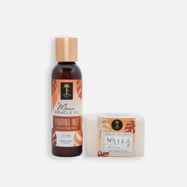 Tamanu Nut Healing Oil & Soap
