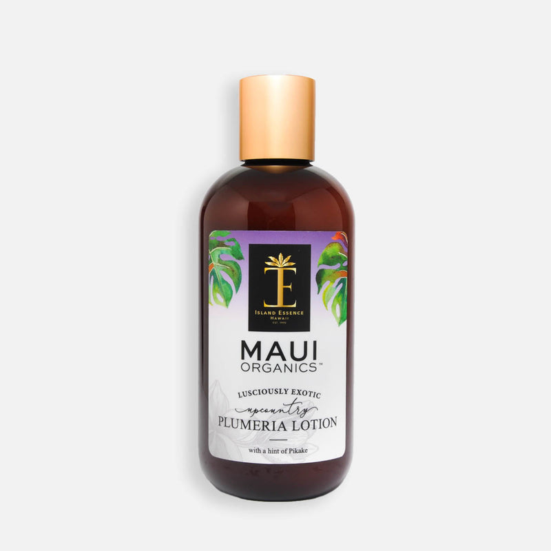 Upcountry Plumeria Lotion