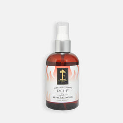 Pele (Fire) Hawaiian Aromatherapy Energizing Oil