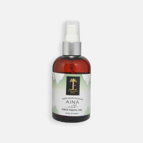 Aina (Earth) Hawaiian Aromatherapy Grounding Oil: