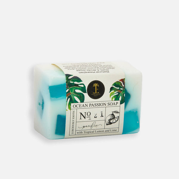 Pacific Ocean Passion Confetti Soap