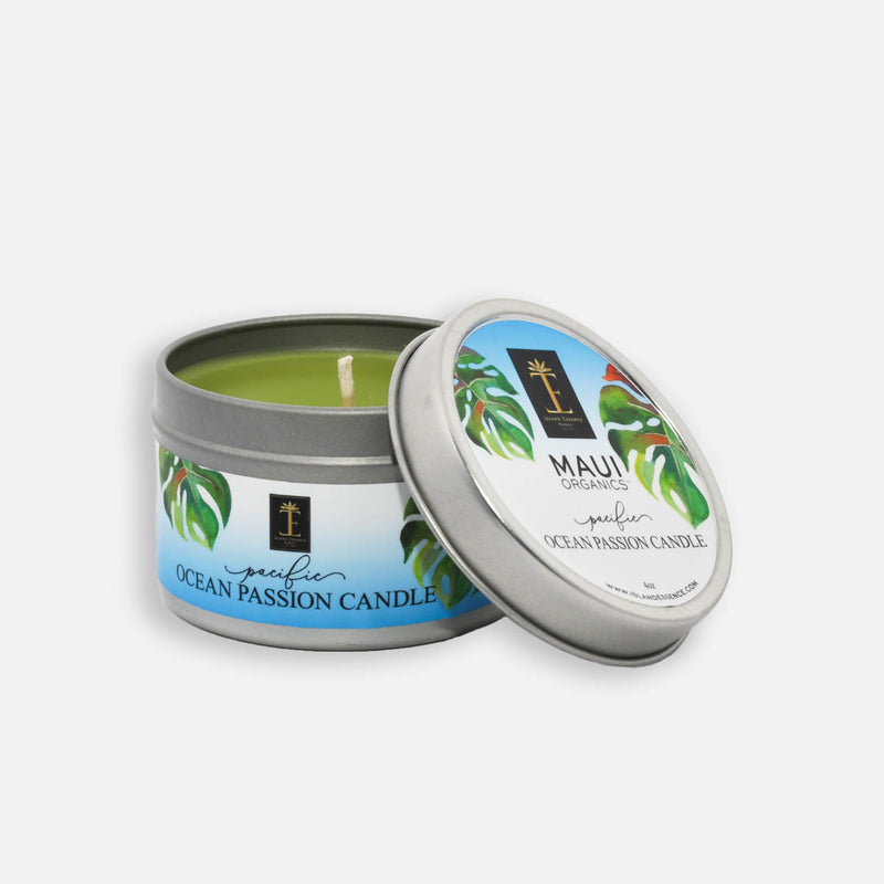 Pacific Ocean Passion Candle