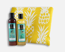 Vintage Body Lotion and Premium Body Oil Gift Collection