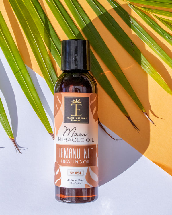 Tamanu Nut Maui Miracle Healing Oil