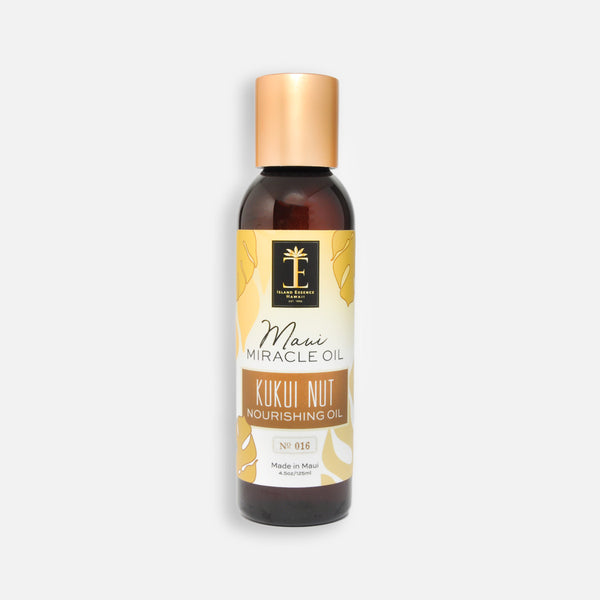 Kukui Nourishing Oil--Maui Miracle Oil