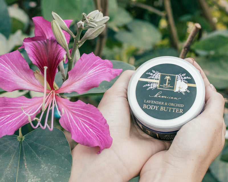 Hawaiian Lavender & Orchid Body Butter