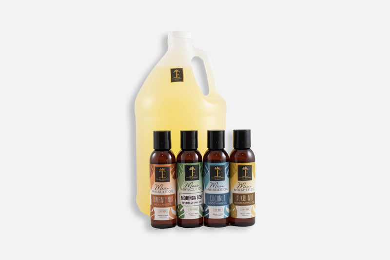 Coconut Miracle Oil Eco Refill - 64 oz.