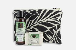 Moringa Seed Oil & Soap Gift Collection with Bag