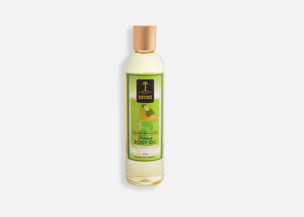 Vintage Passionfruit and Lime Premium Body Oil
