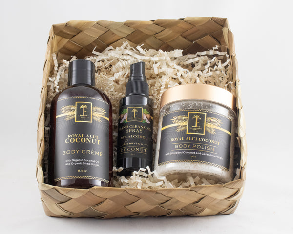 Royal Ali'i Coconut Gift Collection