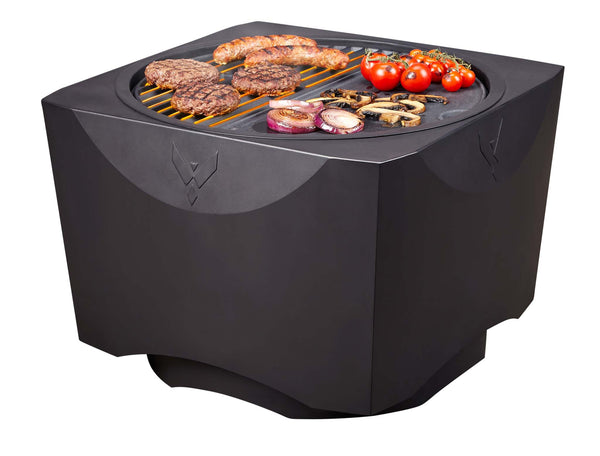 Cooking Grill and Fire Pit
