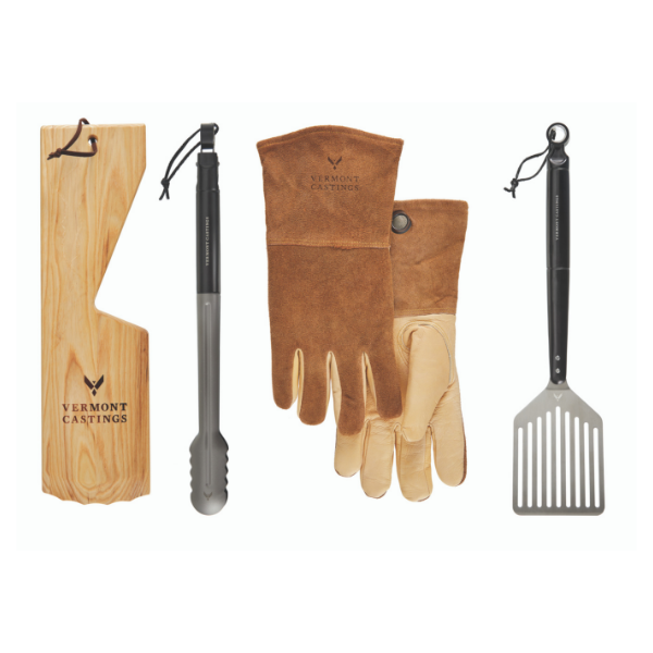 4 Piece BBQ Toolset