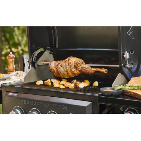 Stainless Steel Rotisserie Kit for Vanguard™ Series BBQ Grills