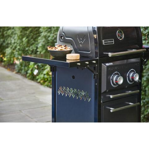 Vermont Castings Vanguard™ 2-Burner Convertible Gas BBQ Grill