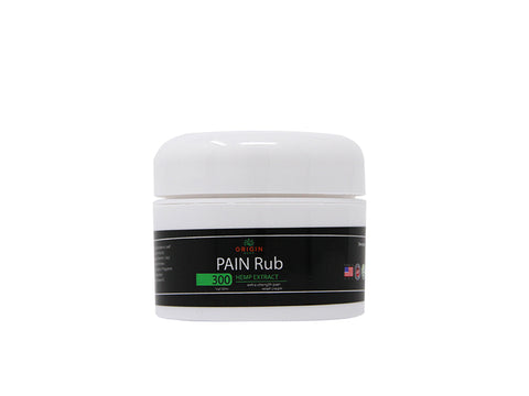 Origin Hemp CBD Pain Relieve Cream Extra Strength 300mg