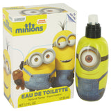 Minions Yellow Eau De Toilette Spray By Minions