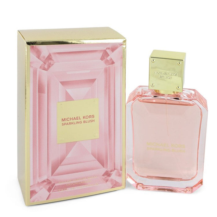 Michael Kors Sparkling Blush Eau De Parfum Spray By Michael Kors