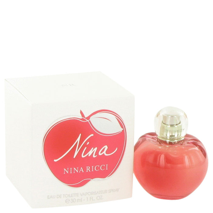 Nina Eau De Toilette Spray By Nina Ricci