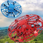 Drone UFO Flying Ball Toys for Children RC Mini Drone Induction Aircraft Helicopter Micro Quadrocopter Indoor/Outdoor