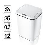 Automatic Trash Can Touchless Intelligent Induction Motion Sensor Kitchen Wide Opening Sensor Eco-friendly Waste Garbage Bin