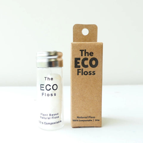 Eco Floss 30m with dispenser-Personal Care-The Eco Brush-ReThink Store