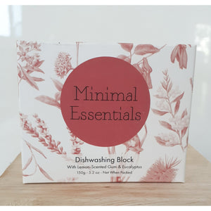 Dishwashing block Minimal Essentials-Household-Cloverfields-ReThink Store