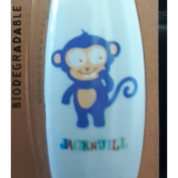 Toothbrush - Childrens - cornstarch-ReThink info hub + store-Monkey-ReThink Store