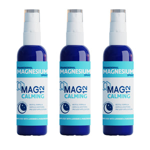 Calming Magnesium Spray Bundle (3 x 100ml)