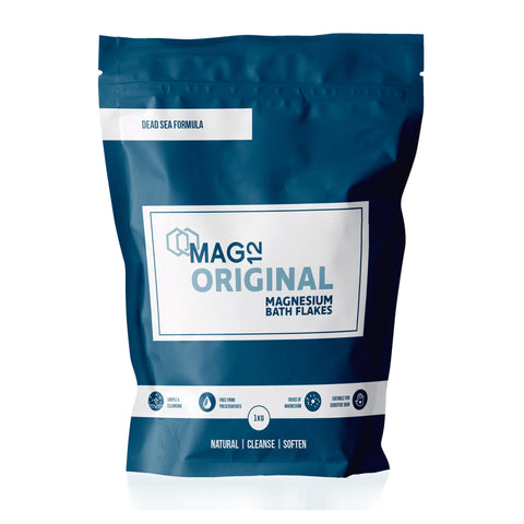 Original Magnesium Bath Flakes 1kg