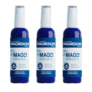 Original Magnesium Spray Bundle (3 x 100ml)