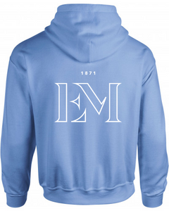 Sweat de promo bleu ciel