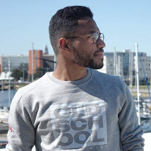 Limited edition | Sweatshirt gris 150 ans