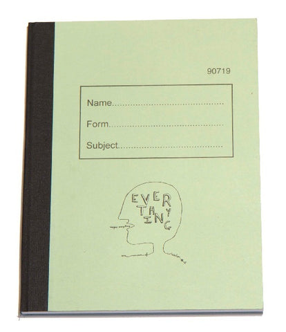 cahier of everything #3