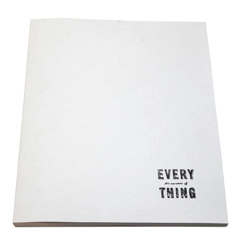sketchbook of everything